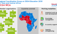 Regional Coordination Group on SDG4: monitoring and perspectives